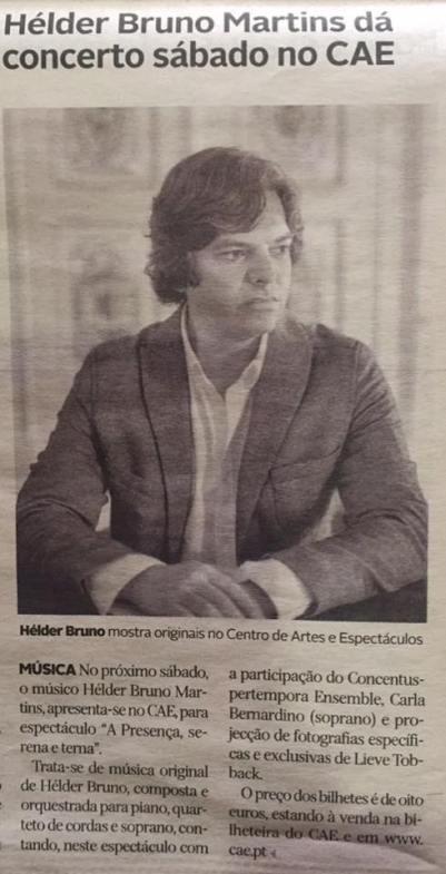 Diário de Coimbra, nov 2016